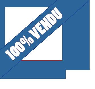 100% vendu