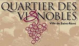 Quartier des vignobles <br/>Ville de St-Rémi